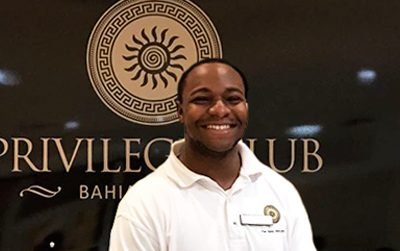 Brand Ambassador at Bahia Principe Privilege Club Jamaica