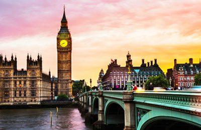 Destinos. Featured destinations: London, England | Privilege Club - #VacationAsYouAre