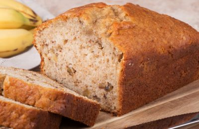 Banana bread | Bahia Principe Privilege Club