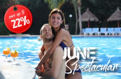 Summer Vacations with June Spectacular
