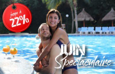 Vacances d'été | Juin Spectaculaire | Bahia Principe Privilege Club