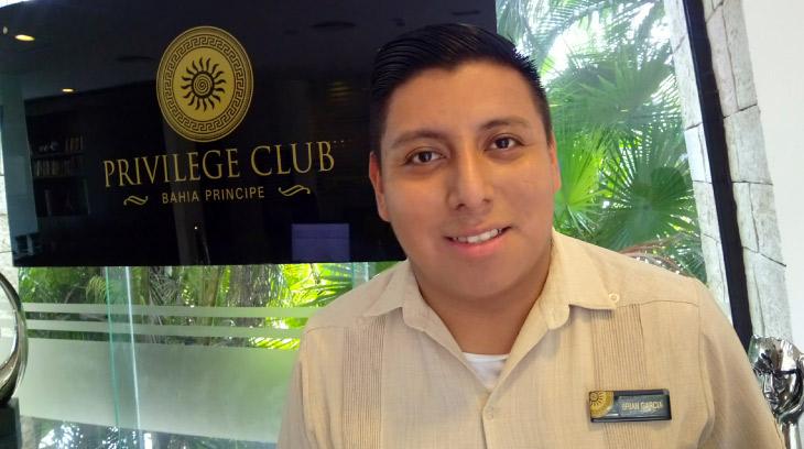 Ambassadeur de la Marque: Brian Garcia