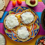 Mexican Sopes: Monthly Flavor