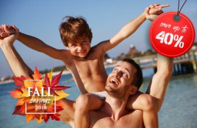 Bahia Principe Privilege Club - Fall Savings 2018