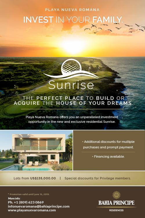Playa Nueva Romana Invest In Your Family Bahia Principe