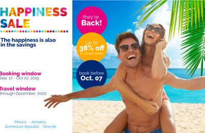 Extended Happiness Sale discounts