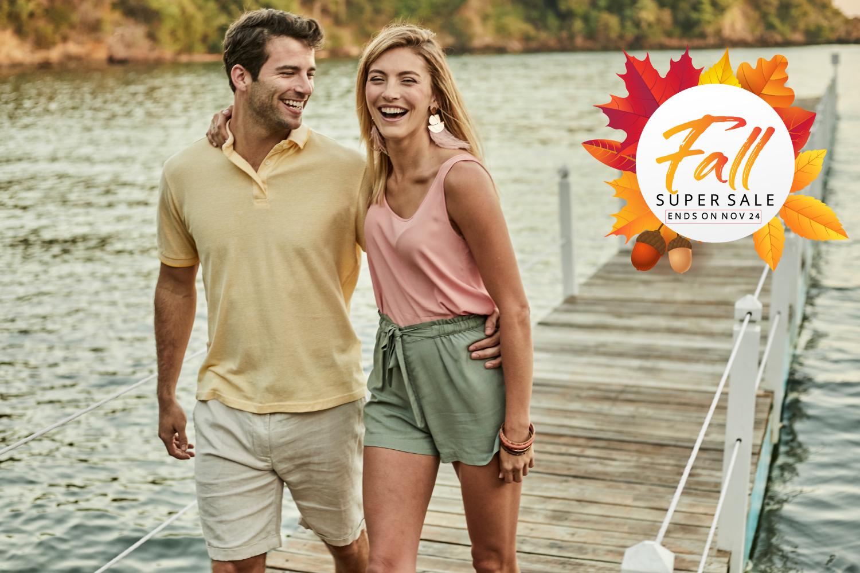 Fall Super Sale 2019