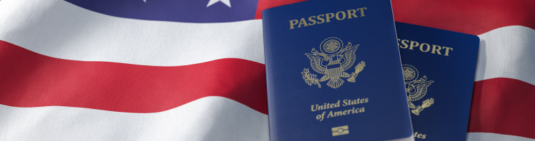 USA Passport - 12 Interesting Travel Facts That Everyone Should Know
