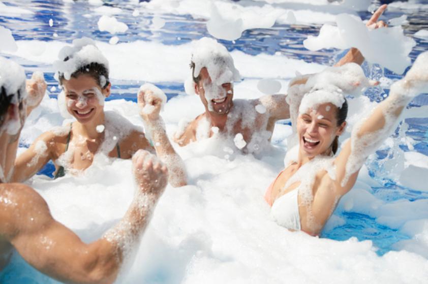 Pool Party at Bahia Principe Grand Aquamarine