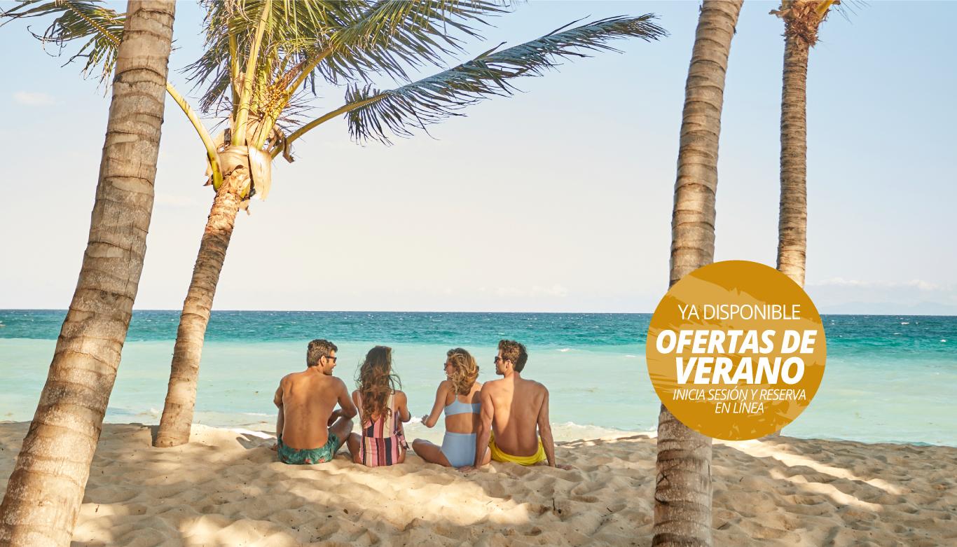 Tus vacaciones esperan por ti