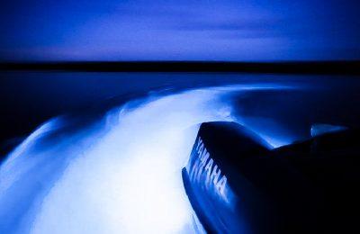 Luminous Lagoon-Laguna luminosa
