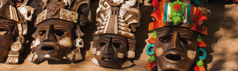 Souvenirs from Riviera Maya-: souvenirs de la Riviera Maya-souvenirs de la Riviera Maya