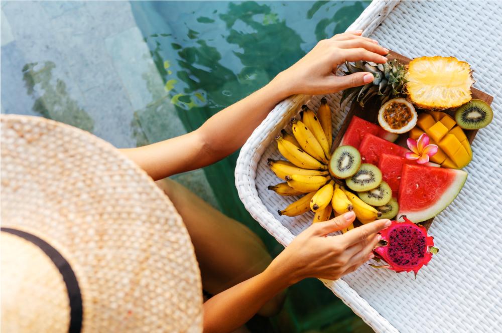 tropical fruits-frutas tropicales-fruits tropicaux