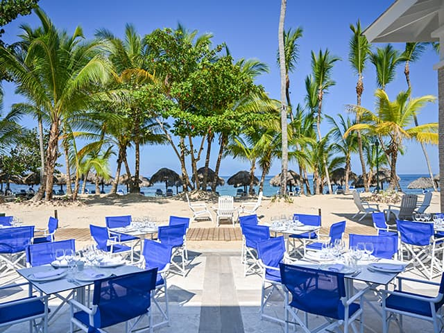 Bahia Principe Gran Tulum - The Greek Terrace