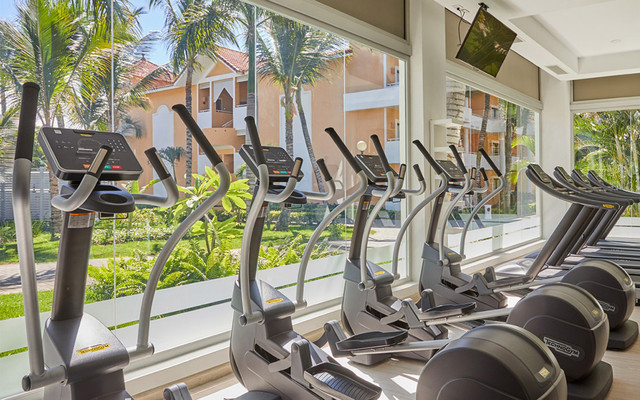 Luxury Bahia Principe Ambar Gym